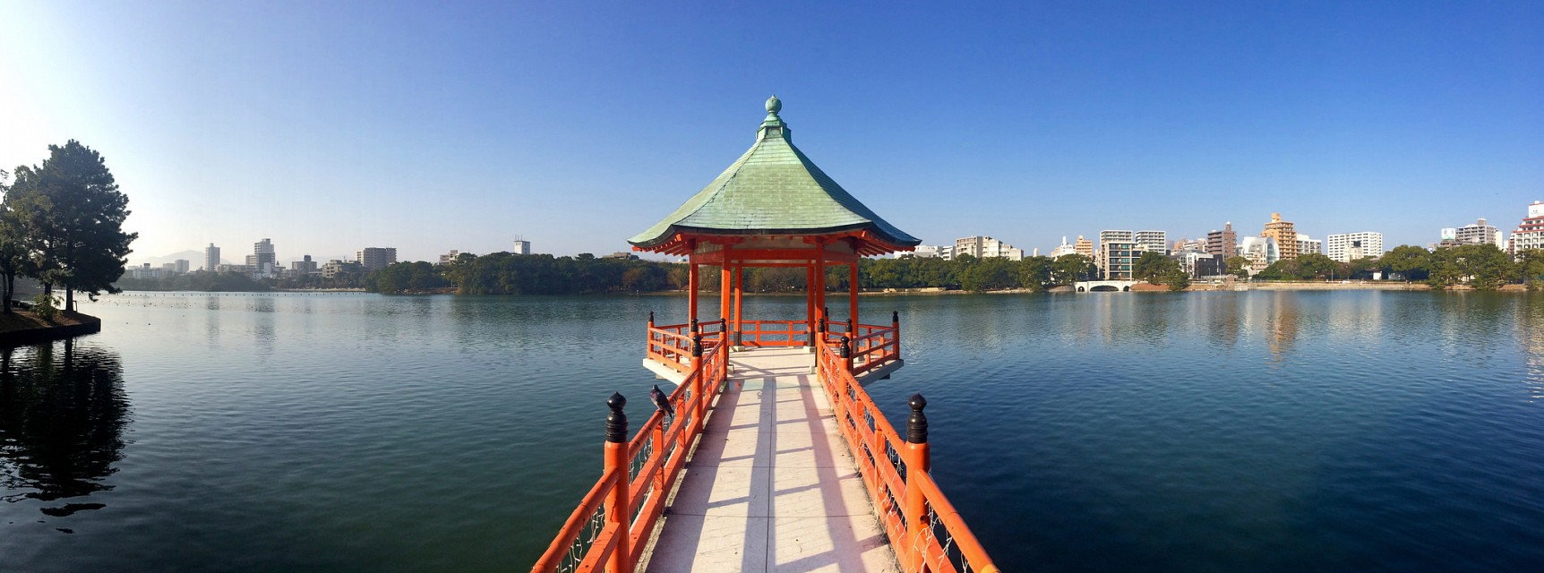 Ōhori Park - Urban Park in Fukuoka - Thousand Wonders