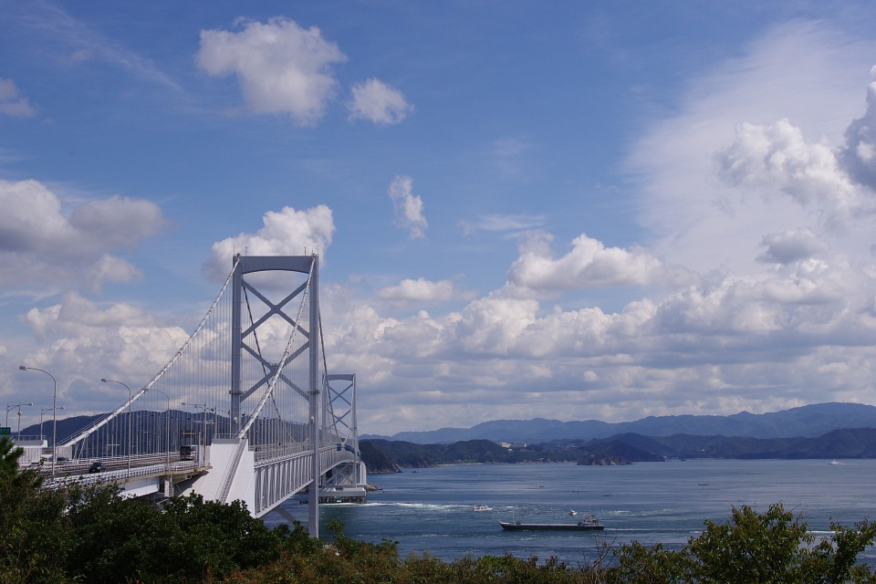 大鳴門橋 - Ōnaruto Bridge
