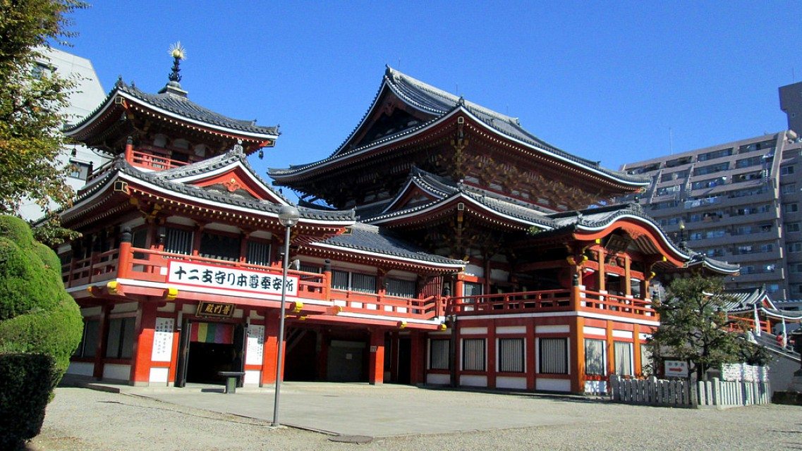 Ōsu Kannon - Buddhist Temple in Nagoya - Thousand Wonders