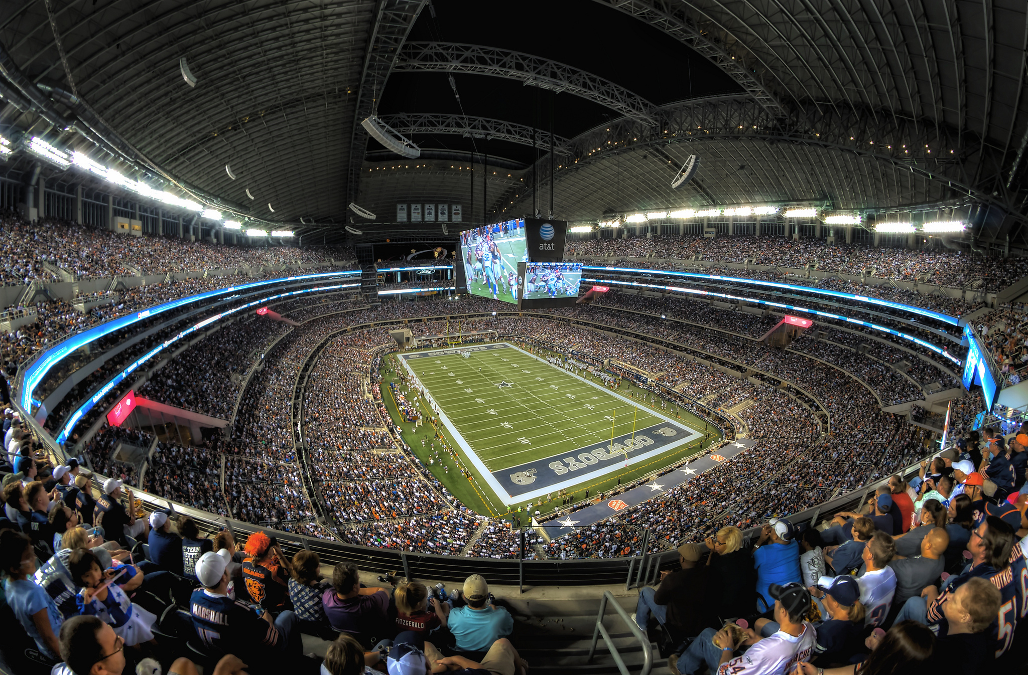 Hotels Close To At And T Stadium Dallas