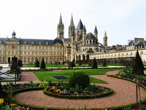 Abbey of Saint-Etienne