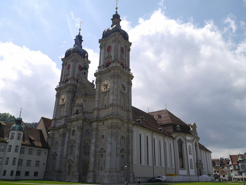 Abbey of Saint Gall