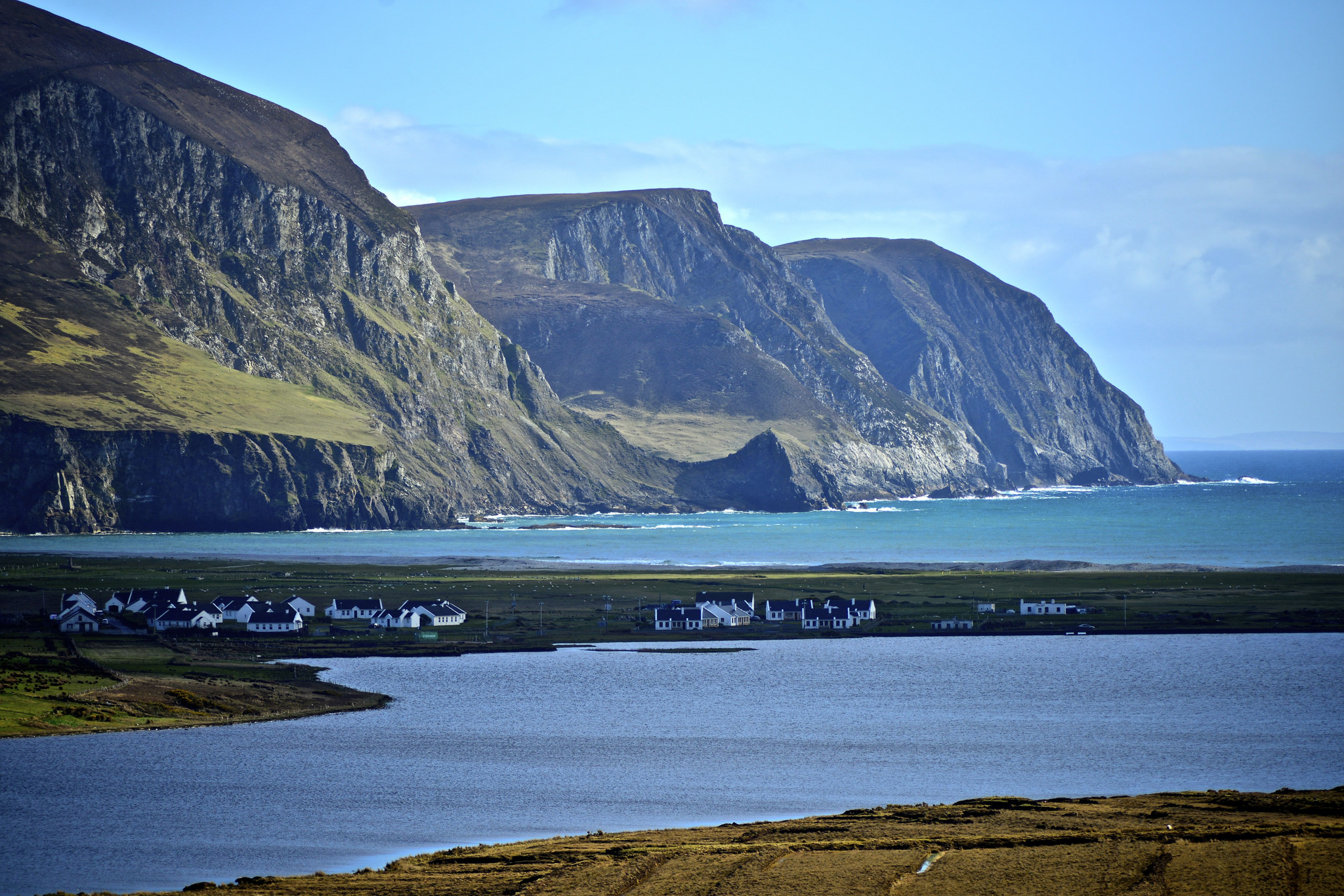 Achill Island - Island in Ireland - Thousand Wonders Pictures