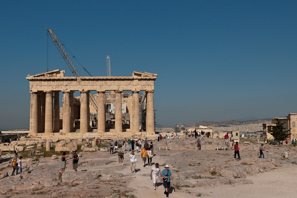 The Parthenon (Athens Acropolis) - Acropolis