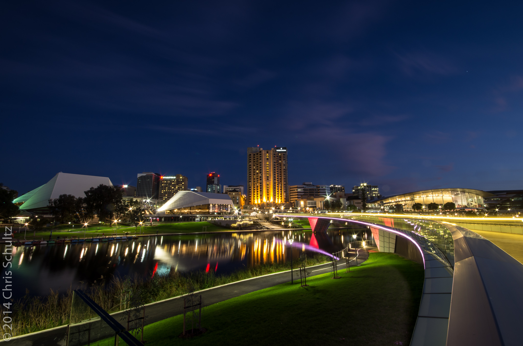 Adelaide City In South Australia Thousand Wonders