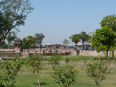 Ram Bagh Pavilions -