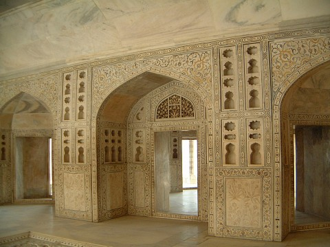 Interior - Agra