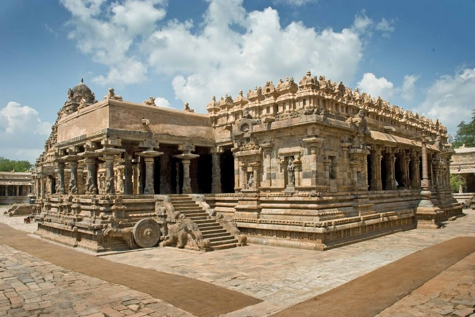 Airavatesvara Temple. Temple in Tamil Nadu, India