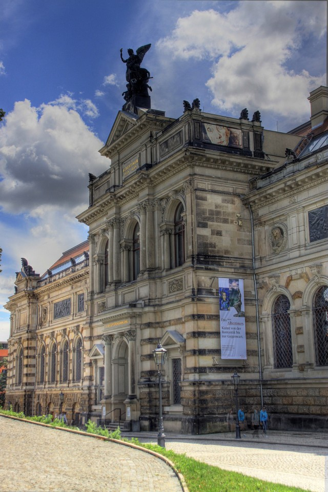 Albertinum in Dresden - Albertinum
