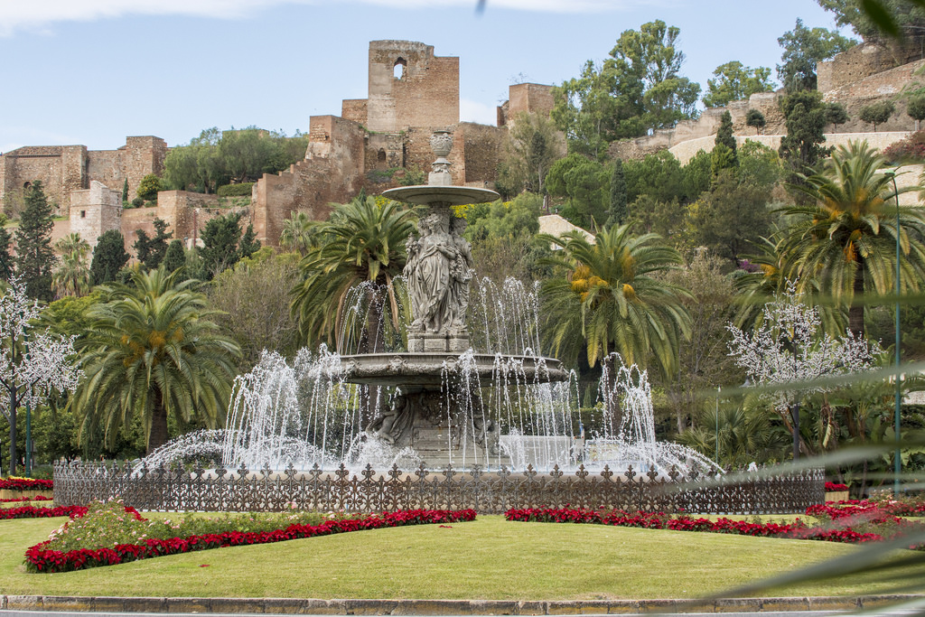 Alcazaba - Fortress in Spain - Thousand Wonders