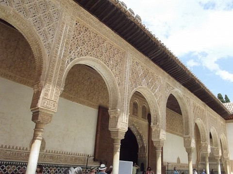 Nasrid Palaces - The