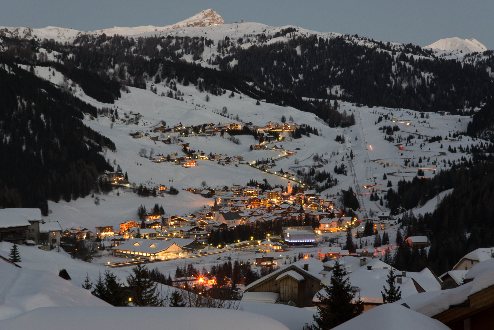 Alta Badia in Italy Thousand Wonders