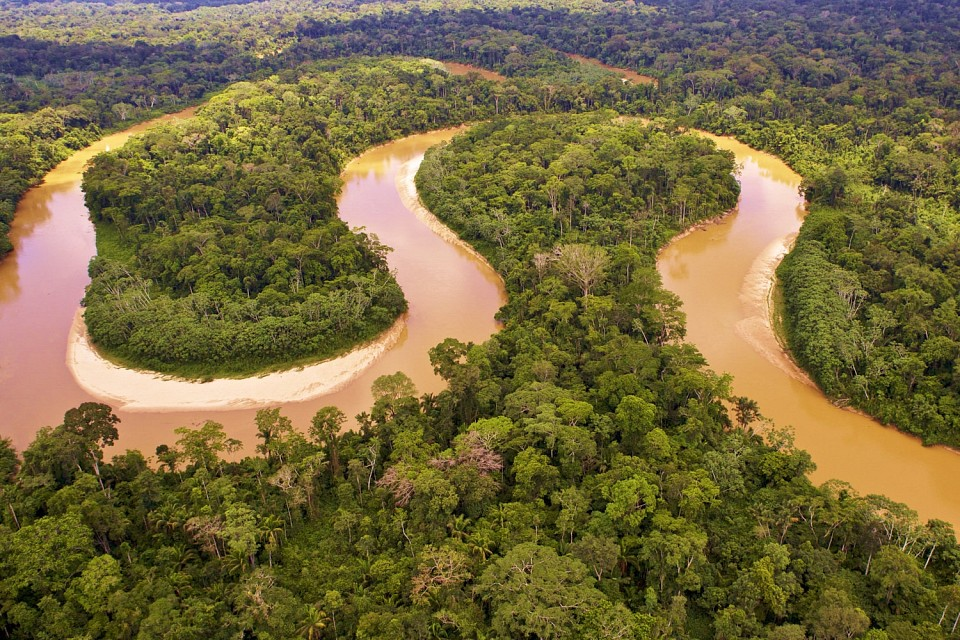 Sierra del Divisor - Amazon River