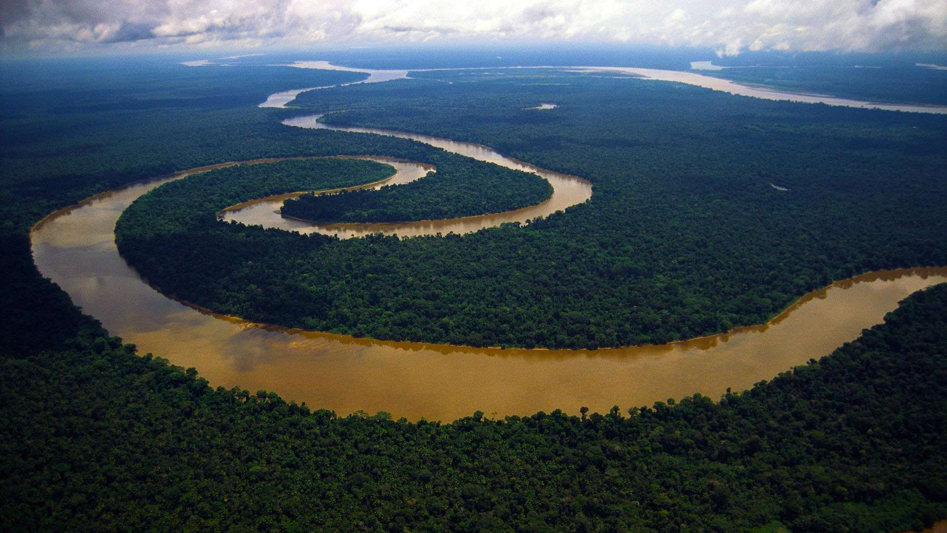 Amazon River  River in Brazil  Thousand Wonders