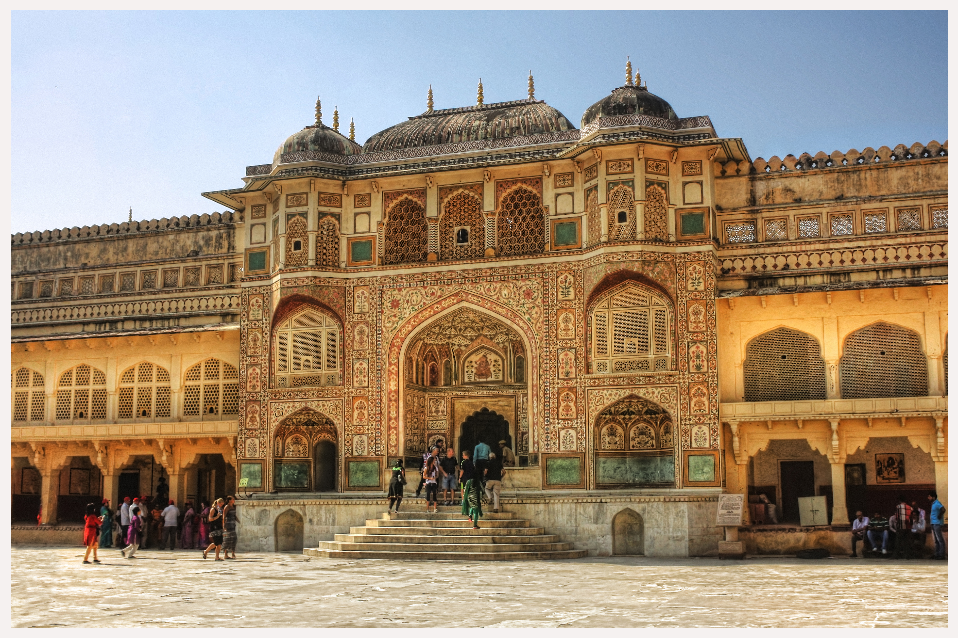 Amer Fort Fortress In Jaipur Thousand Wonders