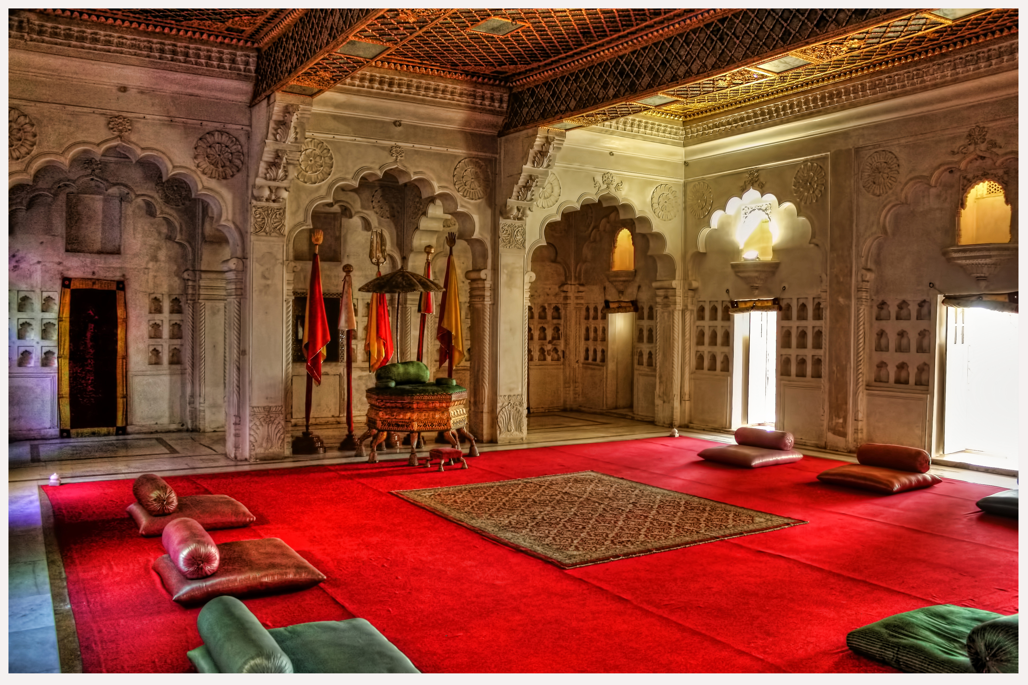 Amer Fort - Fortress In Jaipur