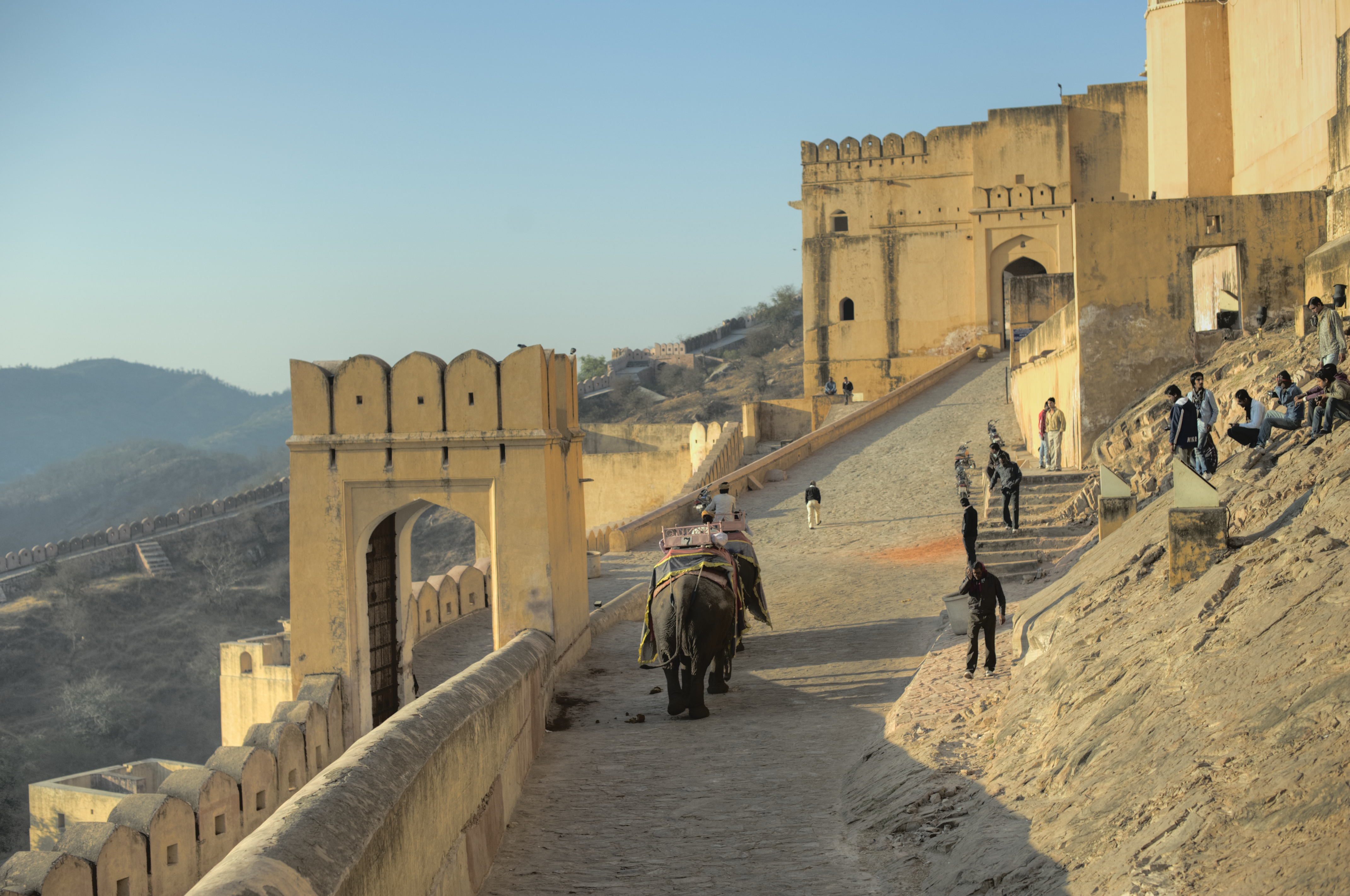 Amer Fort - Fortress in Jaipur - Thousand Wonders