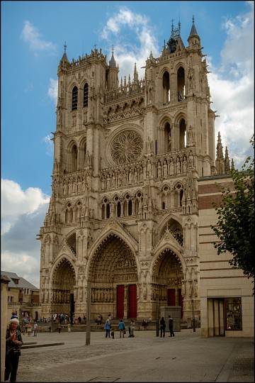 Beauvais Cathedral - Church In France
