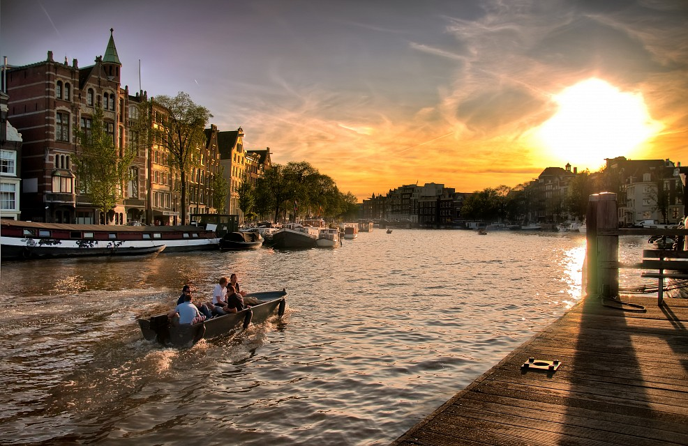 Amsterdam Canals -