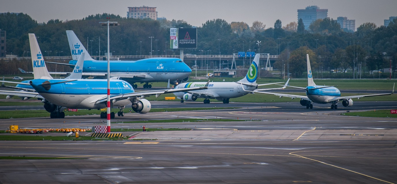 Amsterdam Airport Schiphol - Amsterdam Airport Schiphol
