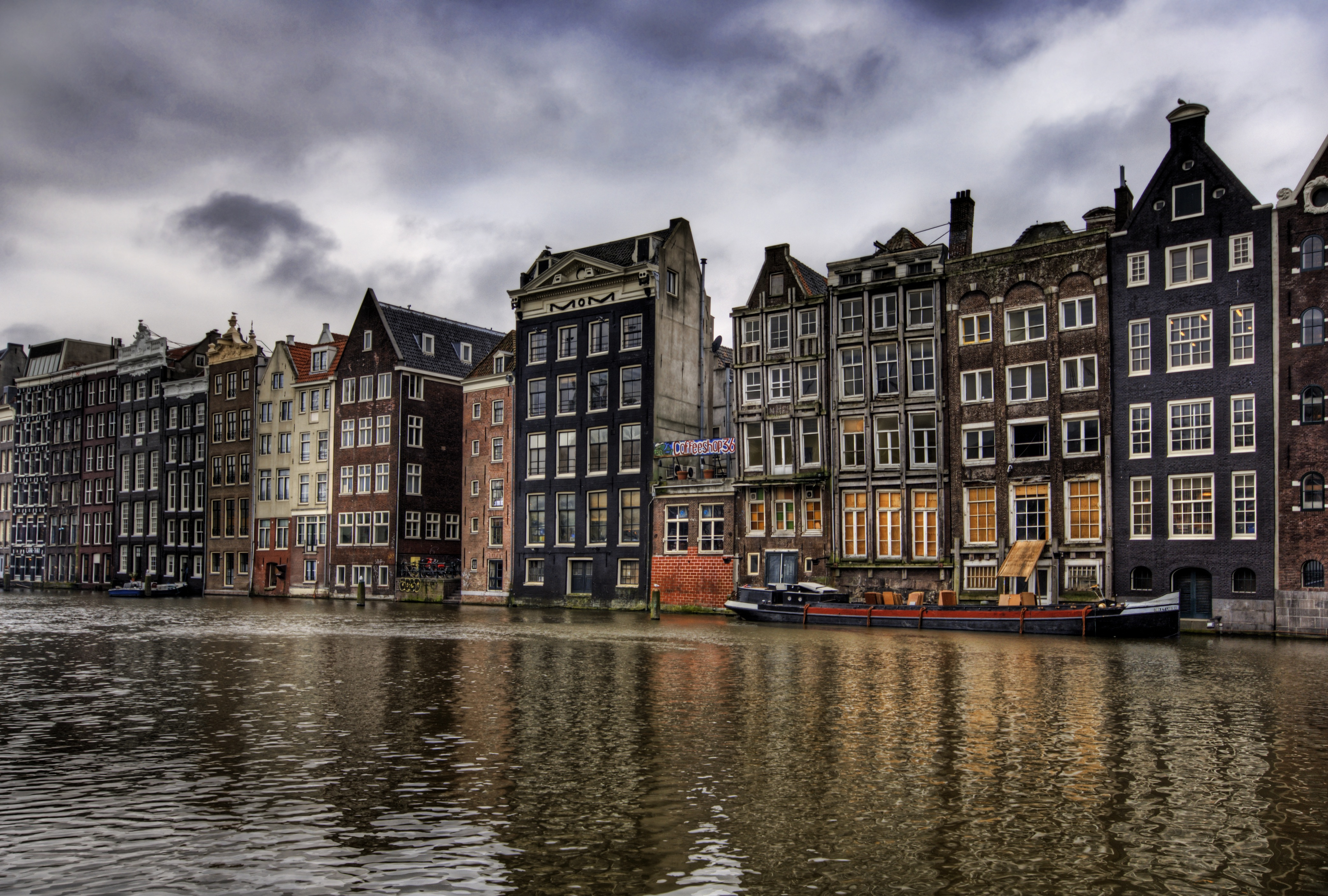 Amsterdam City In Netherlands Thousand Wonders
