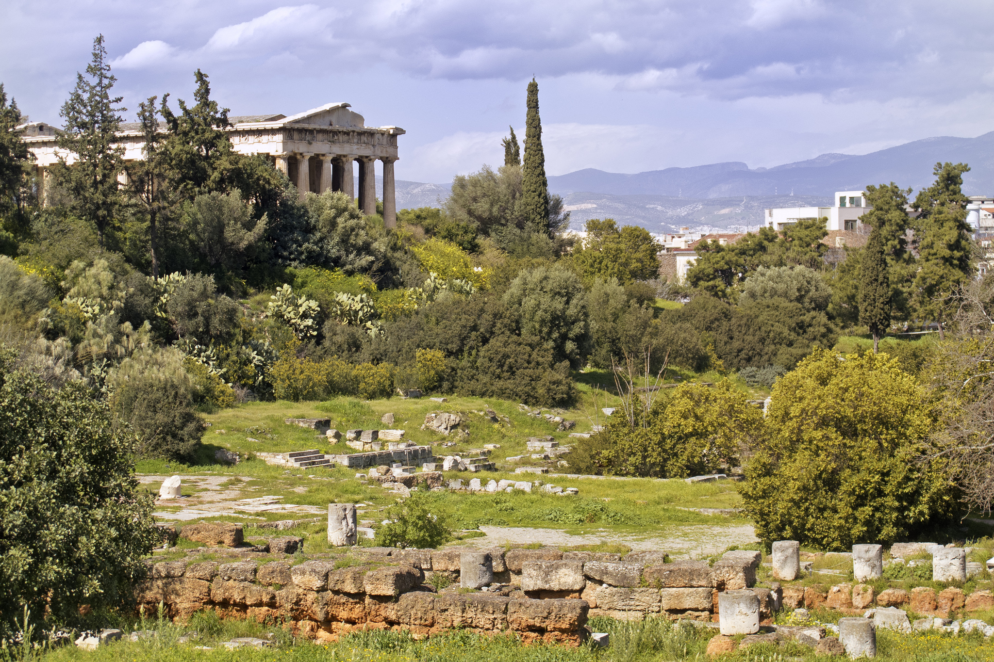 Ancient Agora of Athens - Thousand Wonders
