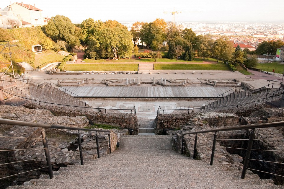 Ancient Theatre of Fourvière - Ancient Theatre of Fourvière