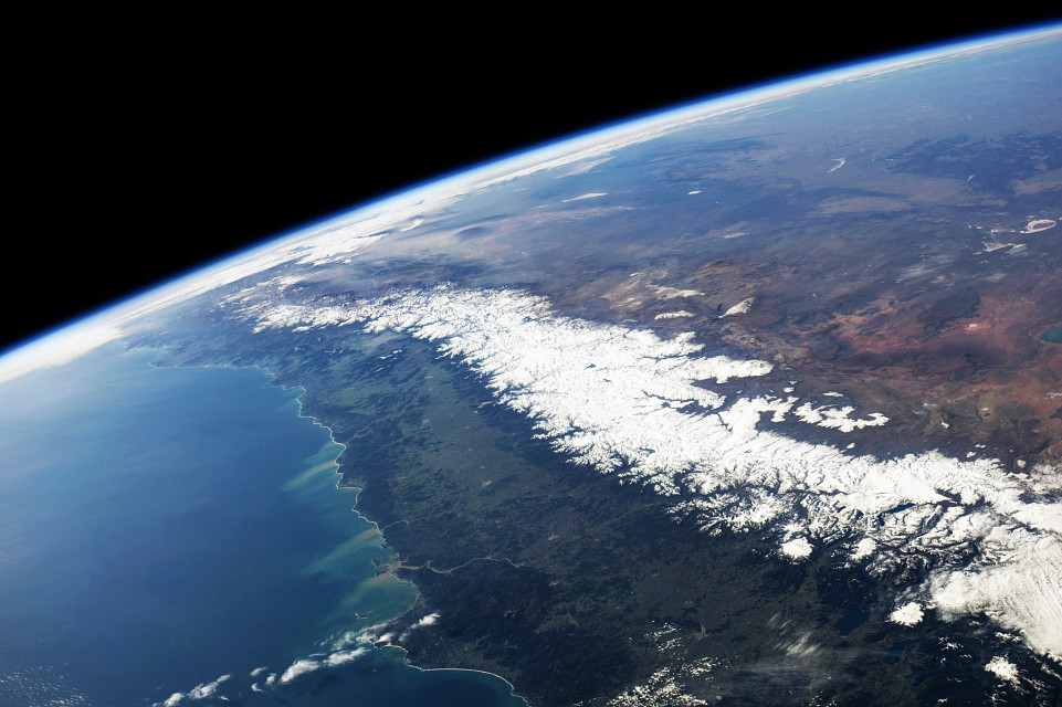 Andes Mountains - Andes