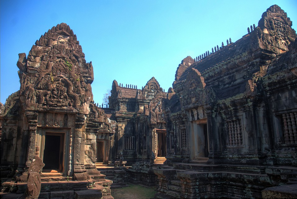 - Angkor Archaeological