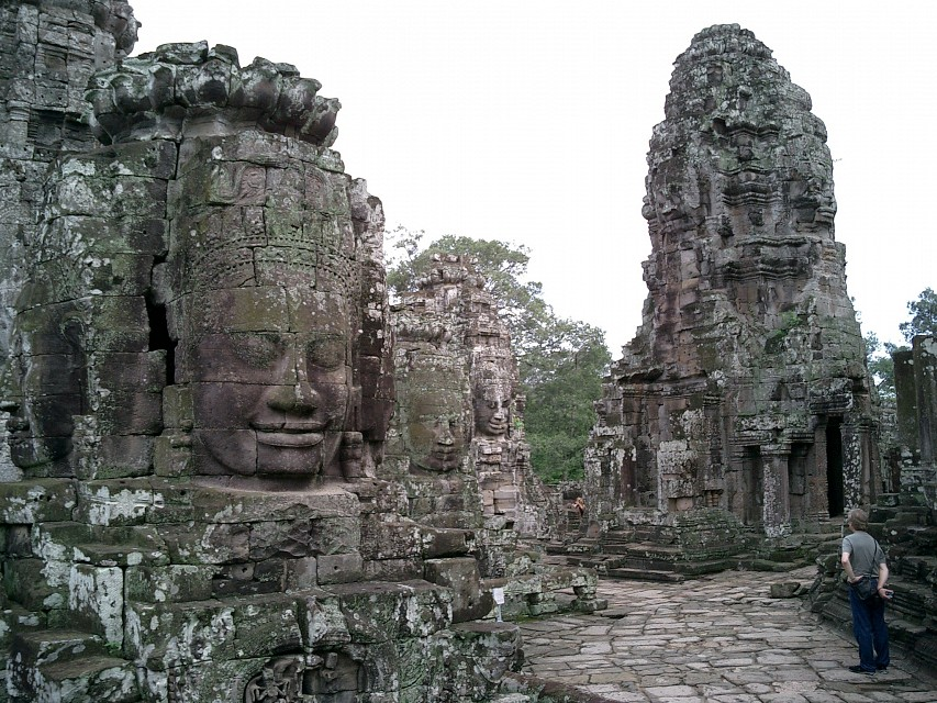 Bayon - Angkor Archaeological Park