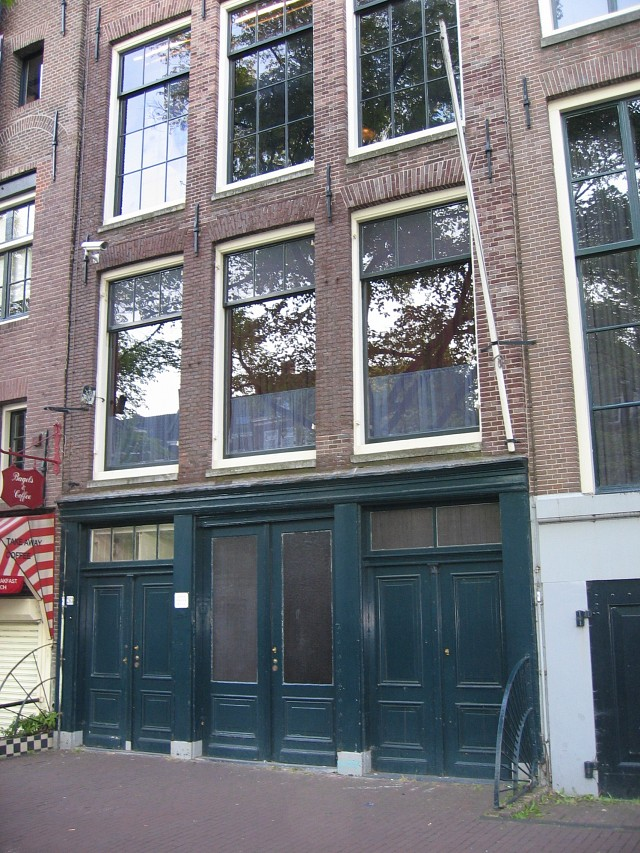 anne frank huis (that means house) - Anne Frank House