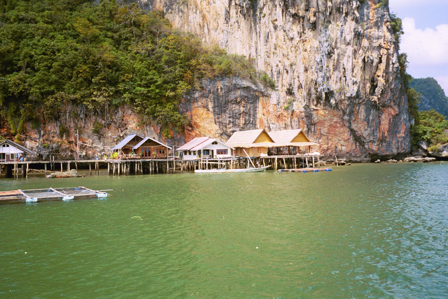 Ao Phang Nga National Park - National Park in Thailand ...