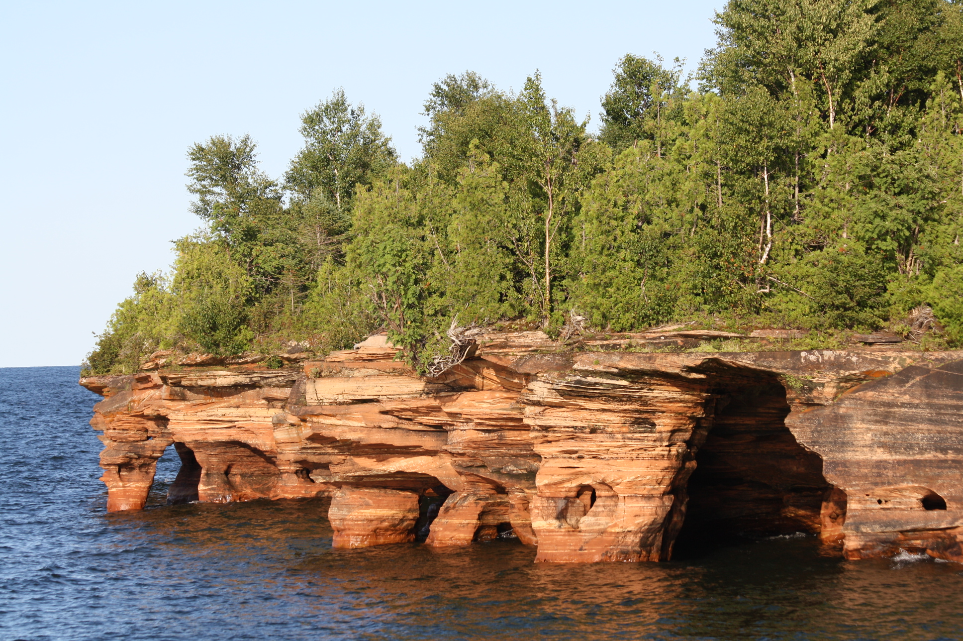 Best Time To Visit Apostle Islands