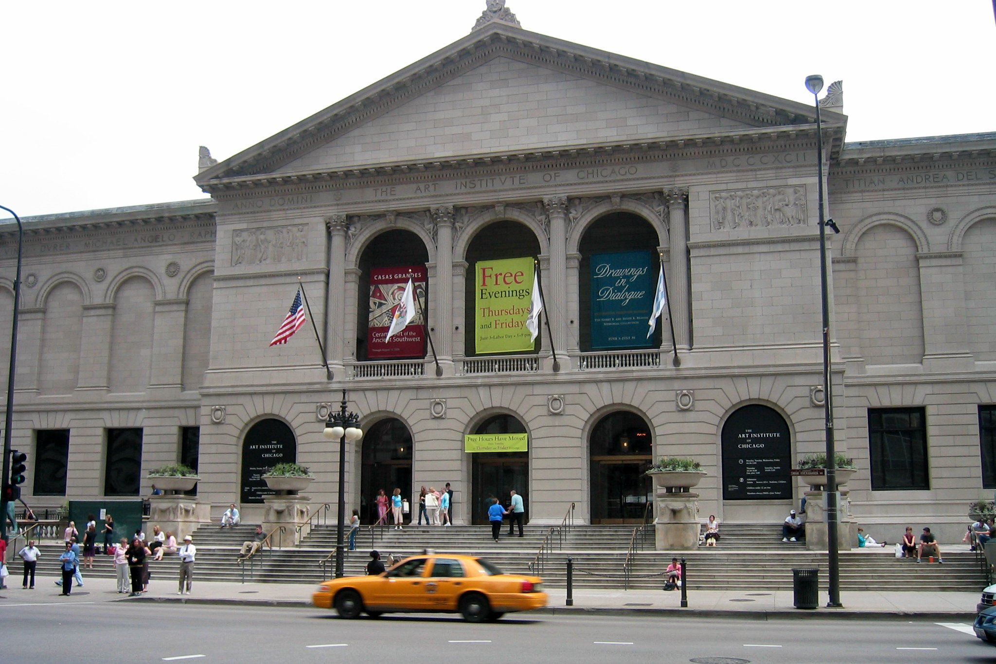 Natural Wonders Of The United States Art Institute Of Chicago Museum In Chicago Thousand