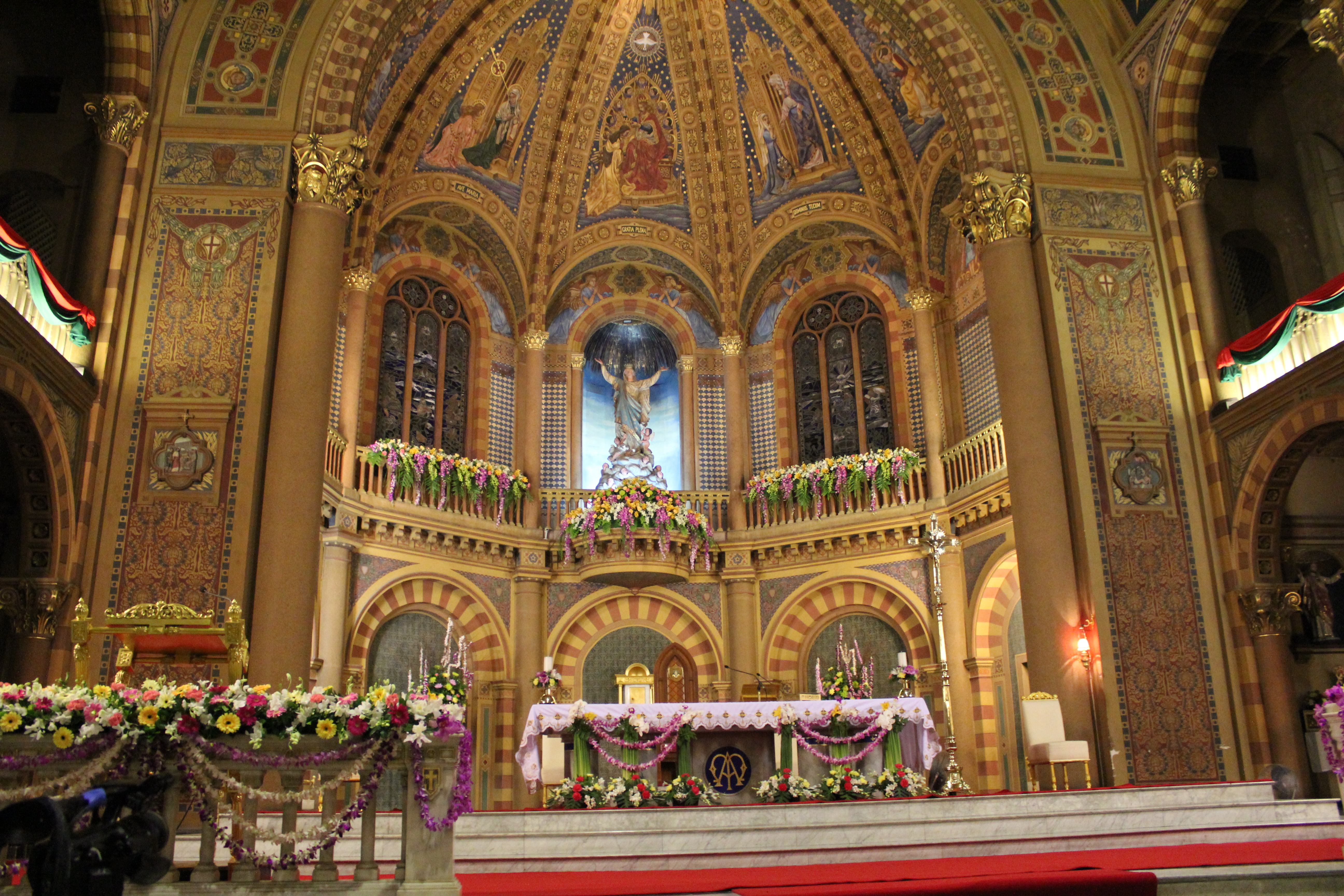 Assumption Cathedral - Church in Bangkok - Thousand Wonders