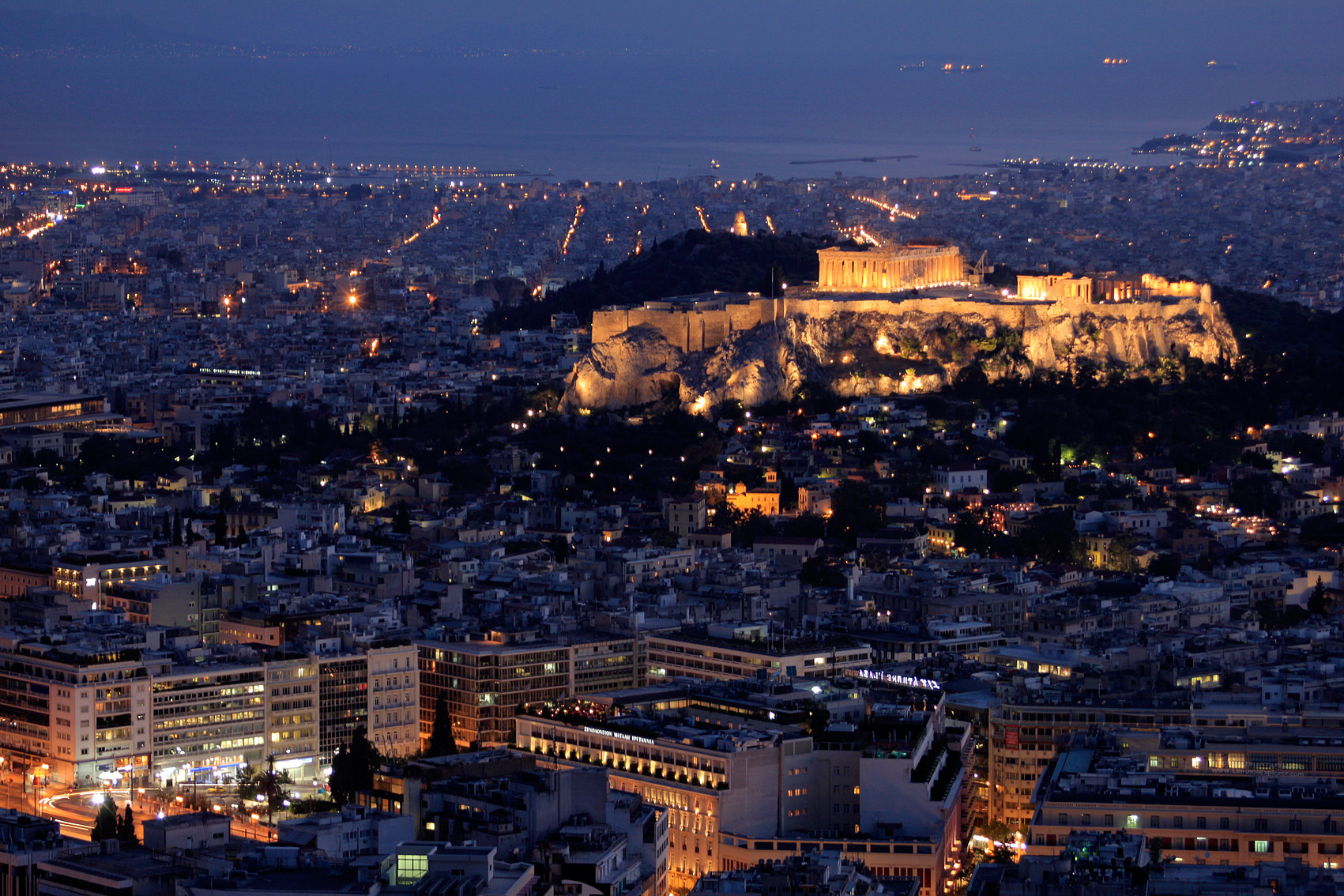 Athens City In Greece Thousand Wonders