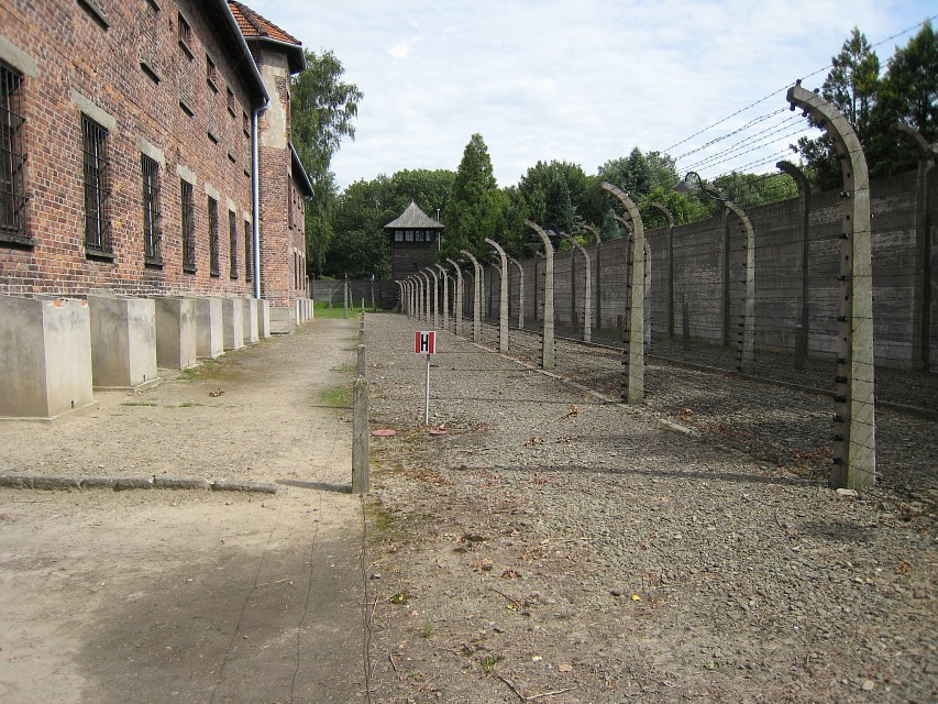 662 Pologne - Oswiecim - Camp de concentration d'Auschwitz 1 - Konzentrationslager Auschwitz 1 - Auschwitz Concentration Camp
