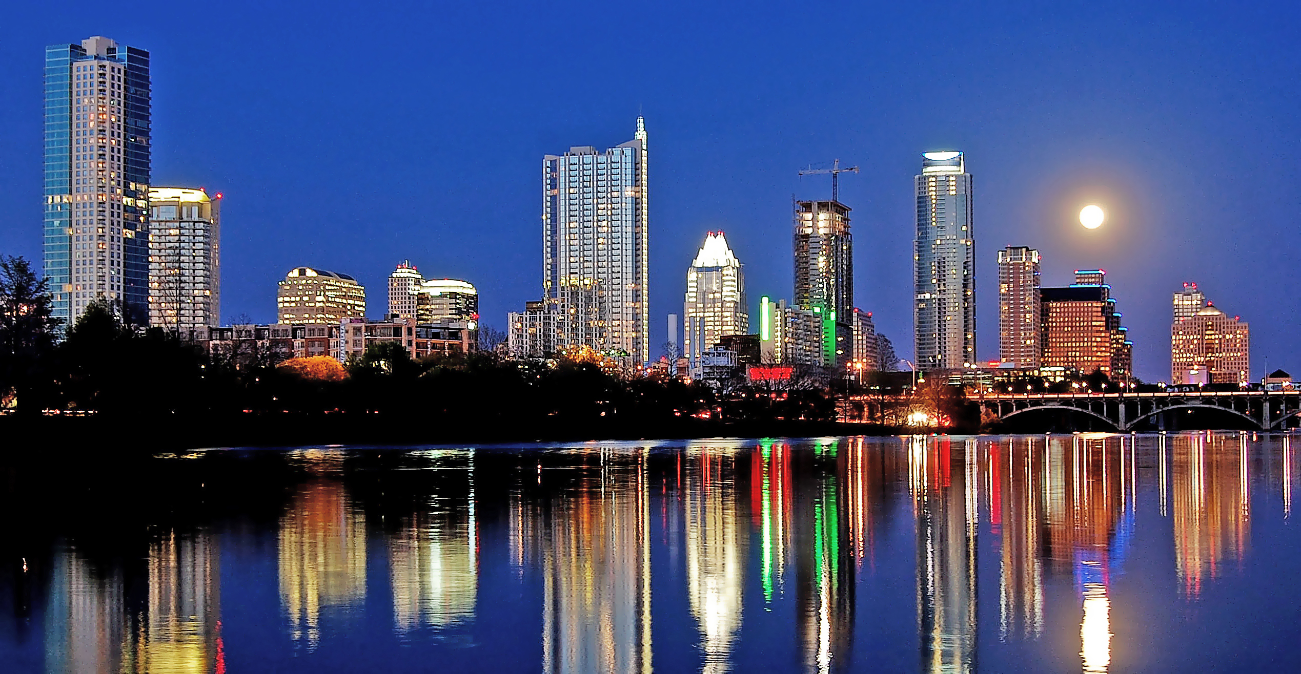 Austin City In Texas Thousand Wonders