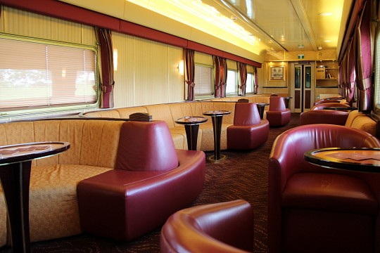 The Ghan Train Australia,