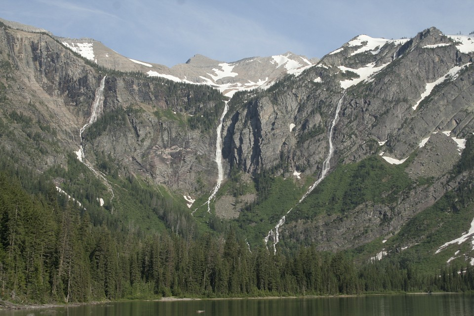 Avalanche Lake - Avalanche Lake