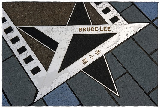 Hong Kong - Bruce