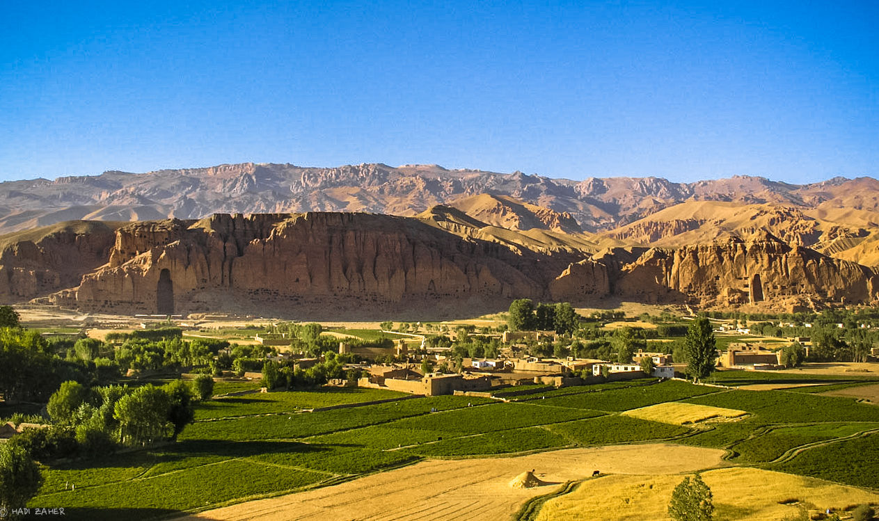 Bamyan Valley In Afghanistan Thousand Wonders