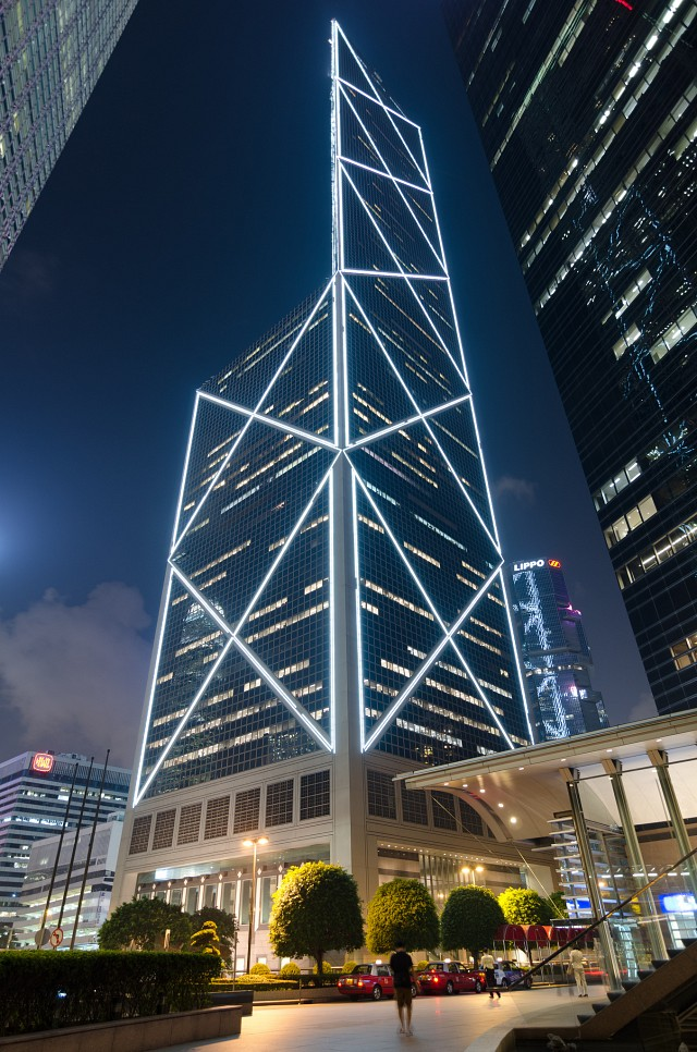 Bank of China Tower, Hong Kong - Bank of China Tower