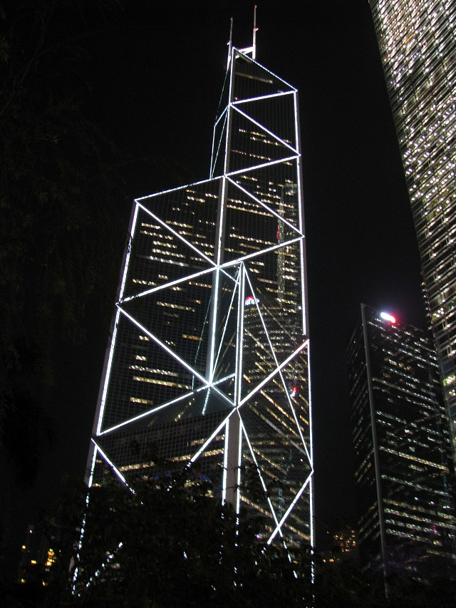 Bank of China tower - Bank of China Tower