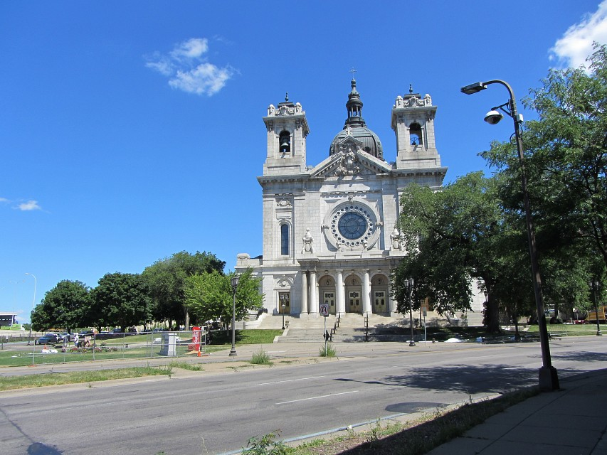 Loring Park Neighborhood - Basilica of Saint Mary