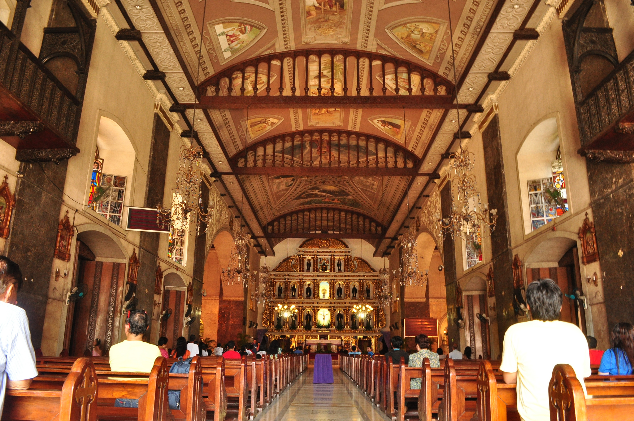 Basilica of Santo Niño de Cebu - Cebu City
