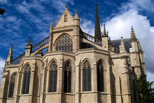 Basilica of St. Michael, Bordeaux