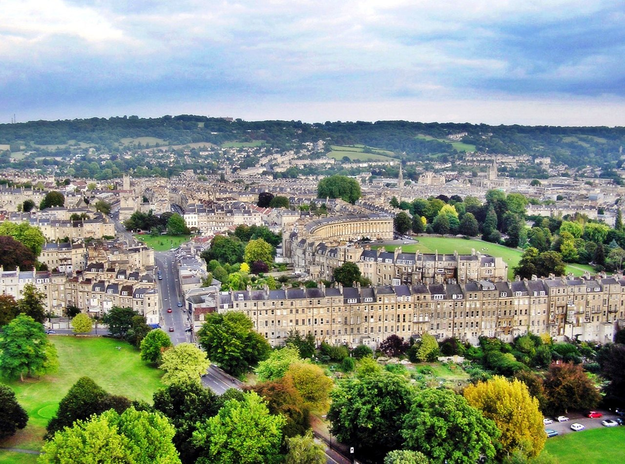 Bath - Town in England - Thousand Wonders
