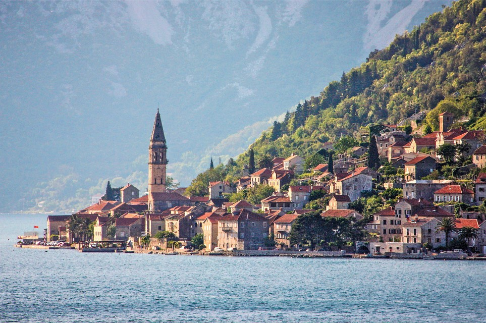 Perast, Montenegro -