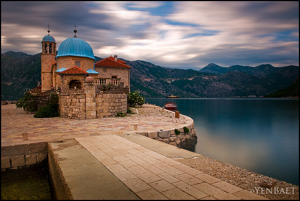 Perast - Church of Our Lady of the Rock | Gospa od Škrpjela - Bay of Kotor